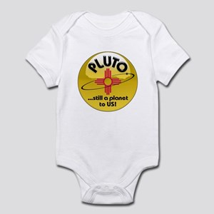 NM loves Pluto Infant Bodysuit