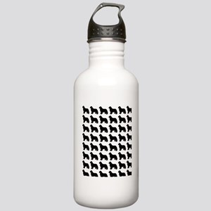 newf silhouette Stainless Water Bottle 1.0L