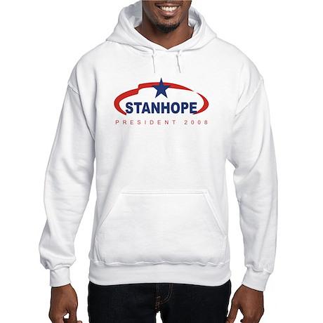 2008 Doug Stanhope (star) Hooded Sweatshirt