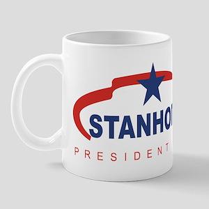 2008 Doug Stanhope (star) Mug