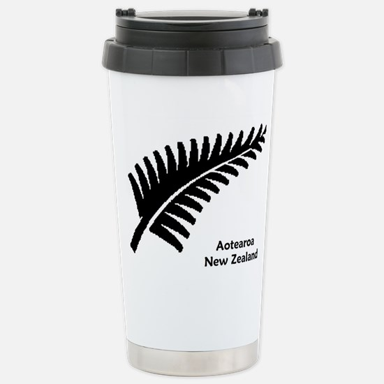 New Zealand (Fern) Mugs
