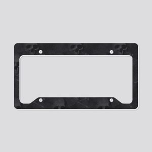 bd_pillow_case License Plate Holder