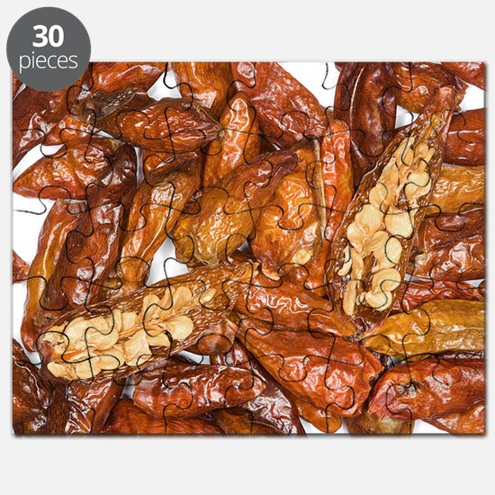 Bird's eye chilli peppers Puzzle