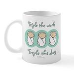Triple the Joy Mug