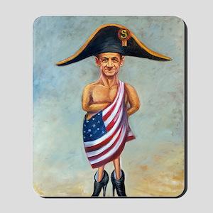 Sarkozy Mousepad