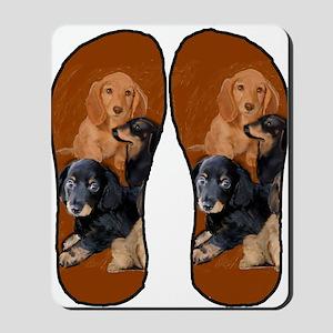 funny dog gifts dachshund Mousepad