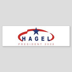 2008 Chuck Hagel (star) Bumper Sticker