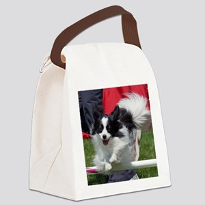 Papillon Surf Canvas Lunch Bag