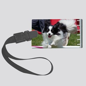 Papillon Surf Large Luggage Tag
