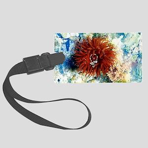 Beadlet anemone Large Luggage Tag