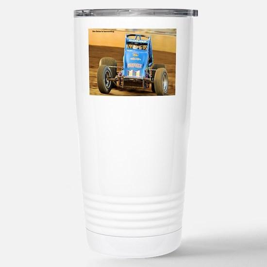 January Stainless Steel Travel Mug