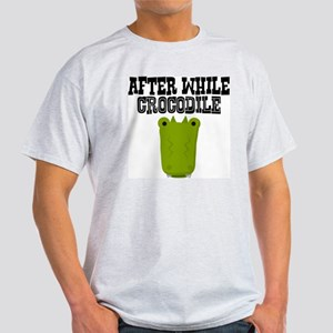 After While Crocodile Light T-Shirt