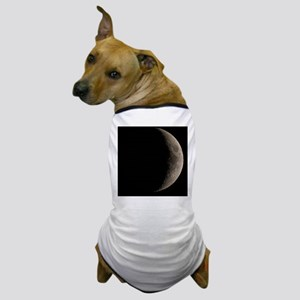 Waxing crescent Moon Dog T-Shirt