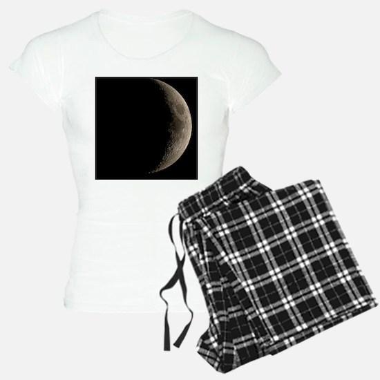 Waxing crescent Moon Pajamas