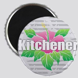 Kitchener - Hibiscus Magnets
