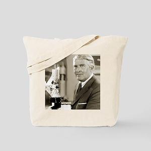 Wernher von Braun, German rocket pioneer Tote Bag