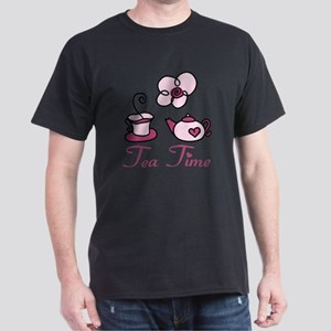 Tea Time Dark T-Shirt