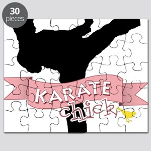 Karate Chick Puzzle