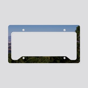 UtahVistaRed1 License Plate Holder