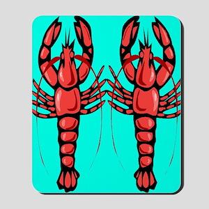 Crayfish Mousepad