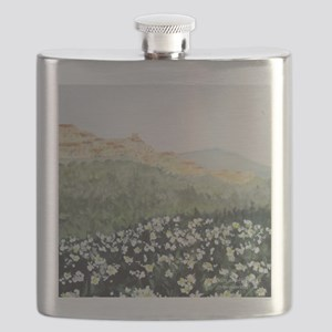 daisies in Monterosso Flask