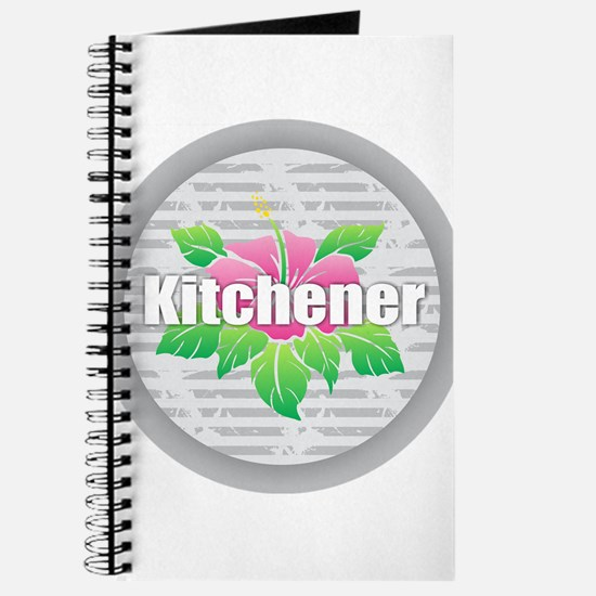 Kitchener - Hibiscus Journal
