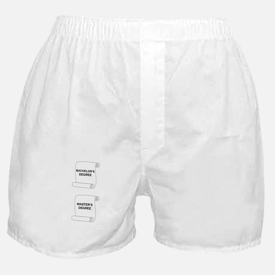 Marriage Degrees Boxer Shorts