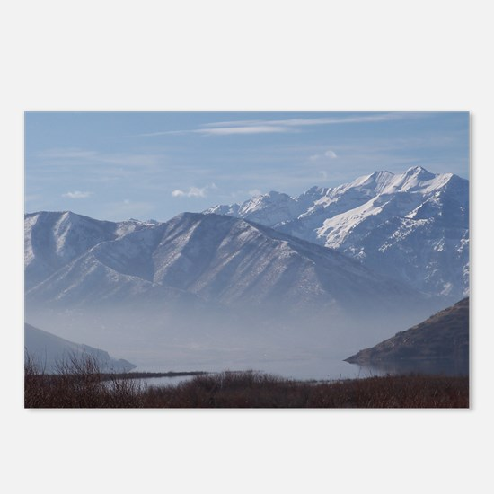 Fog on Deer Creek Postcards (Package of 8)