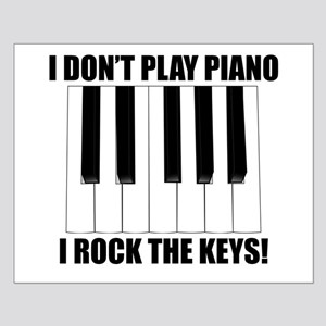 I Rock The Keys Posters
