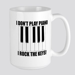I Rock The Keys Mugs