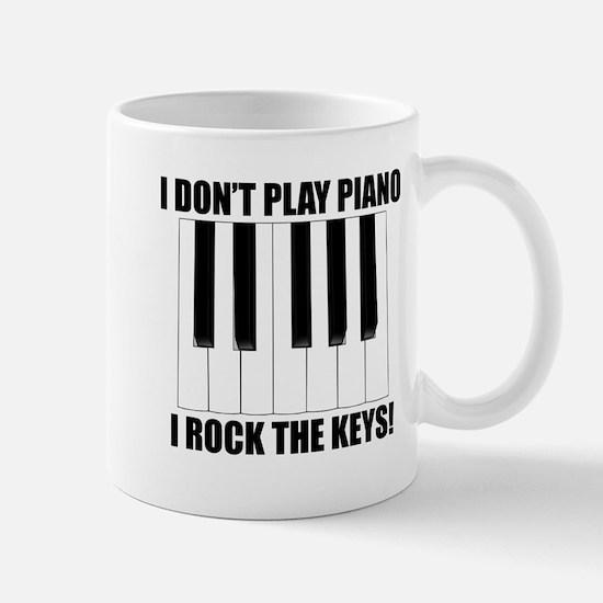I Rock The Keys Mugs