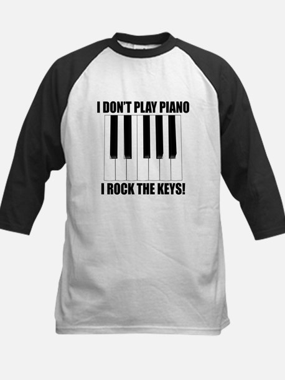 I Rock The Keys Baseball Jersey