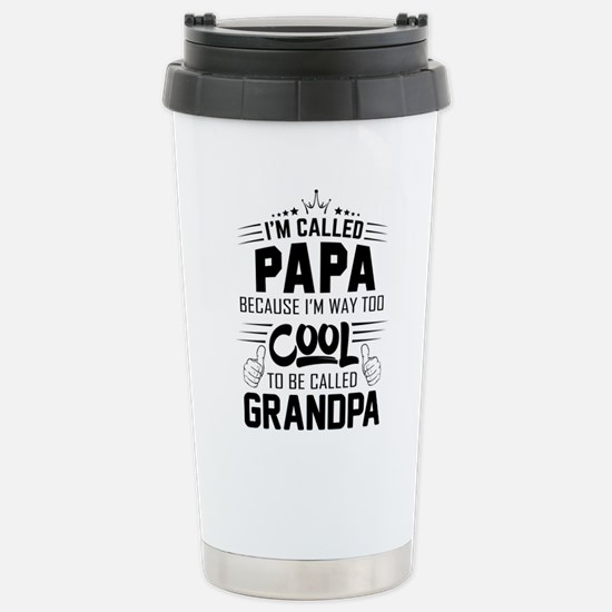 I Am Called Papa... Mugs