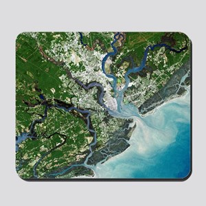 Charleston, South Carolina Mousepad