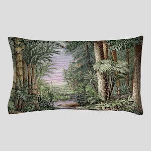 Carboniferous landscape Pillow Case