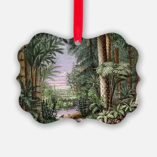 Carboniferous landscape Ornament