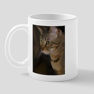 AlertBengal2_UseThisOne Mugs