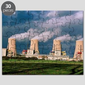 Chapelcross Nuclear Power Station, Scotland Puzzle
