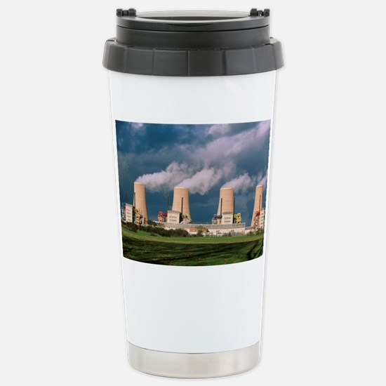 Chapelcross Nuclear Pow Stainless Steel Travel Mug