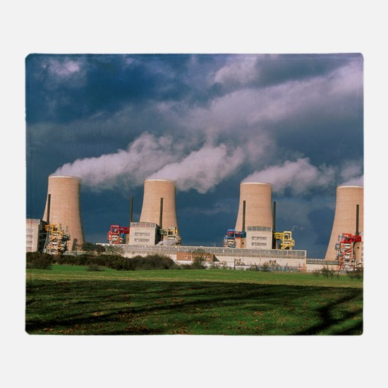 Chapelcross Nuclear Power Station, S Throw Blanket