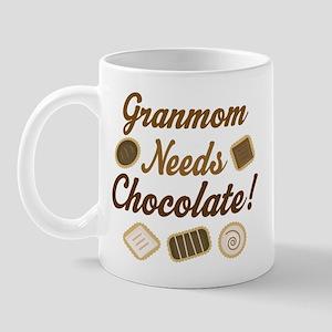 Granmom Chocolate Mug