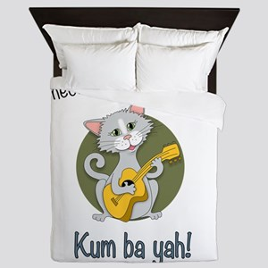 Kumaya Kitty Queen Duvet