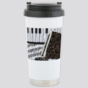 0505-laptop-oboe Stainless Steel Travel Mug