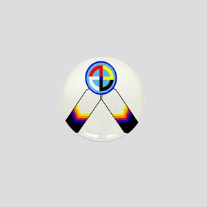 NATIVE PRIDE Mini Button