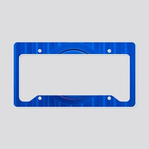 Computer power switch License Plate Holder