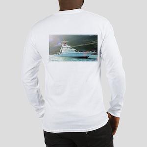Sharks.us Long Sleeve T-Shirt