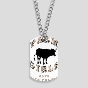 Farm Girls Dog Tags