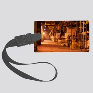 Coal-pulverising unit at a power Large Luggage Tag