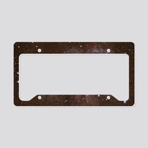The Great Orion Nebula License Plate Holder