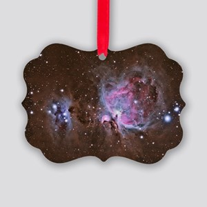 The Great Orion Nebula Picture Ornament